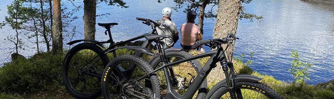 Sähkömaastopyörän vuokraus, Punkaharju