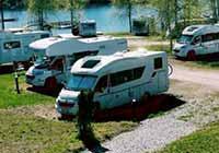 Caravan- ja camping-alue